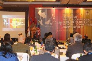"ASANSAI Symposium on Enhancing Public Accountability in ASEAN"""