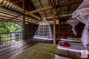 Homestay at Tbaeng Community, Banteay Srei District.