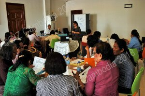 The sharing of experiences as female councilors in action