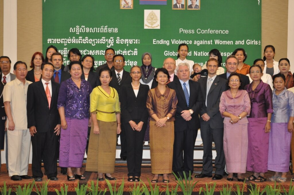 Giz Supports Cambodia To Contribute To Historic Global Agreement To