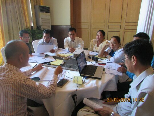 The consultative session was inclusive of a wide-range of stakeholders. Participants' comments were incorporated into the final draft of the manual for procedures to identify urban poor in Cambodia.