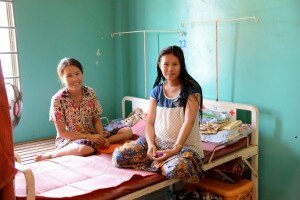 With lower risk of debt, more pregnant women will seek maternal healthcare.